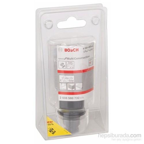 """Bosch - Speed Serisi Çok Amaçlı Delik Açma Testeresi (Panç) - 30 Mm, 1 3/16"""""""