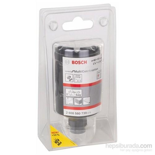 """Bosch - Speed Serisi Çok Amaçlı Delik Açma Testeresi (Panç) - 48 Mm, 1 7/8"""""""