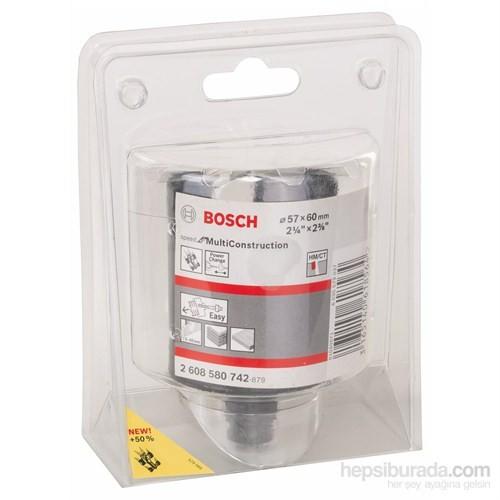 """Bosch - Speed Serisi Çok Amaçlı Delik Açma Testeresi (Panç) - 57 Mm, 2 1/4"""""""