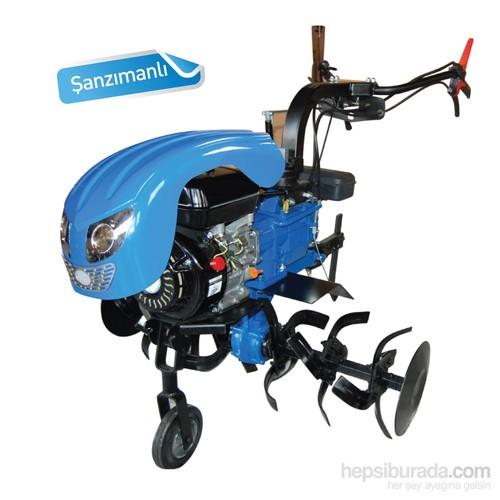 Bartech 300B 6,5 Hp Benzinli Şanzımanlı Çapalama Makinesi