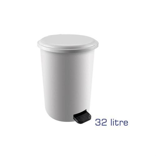 Homecare Violet Pedallı Çöp Kovası 32 Litre 091950