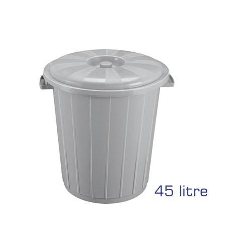 Homecare Violet Çöp Kovası 45 Litre 091951