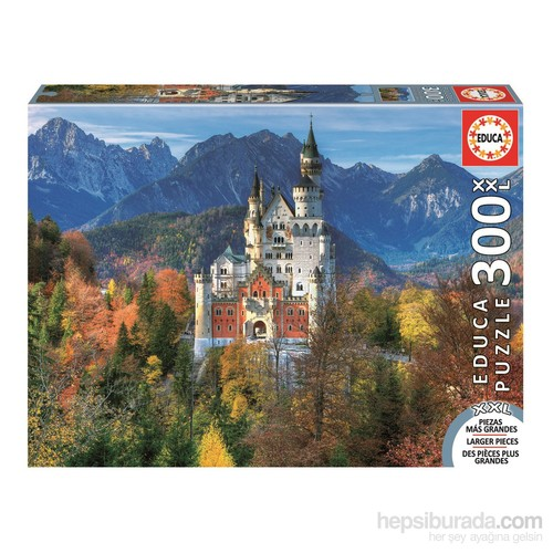 Educa Neuschwansteın Castle