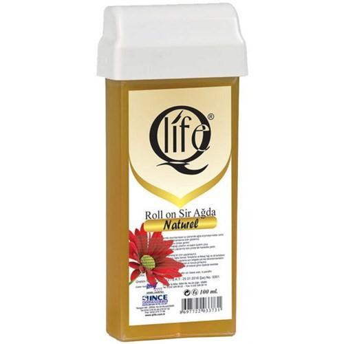Q Life Kartuş Ağda Naturel 100 Ml Sarı