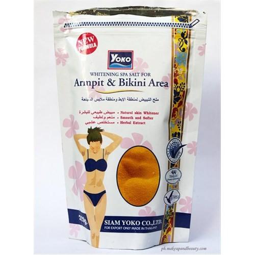 Yoko Bikini Bölgesi Beyazlatıcı Tuz