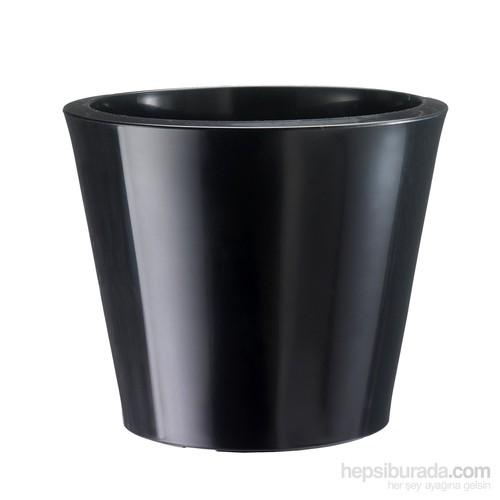 Teraplast Tronco Brıll (Rosso Cardınale) 2 Plastik Saksı