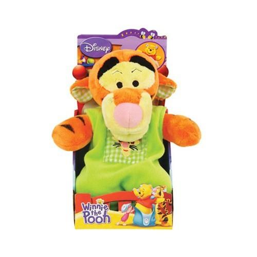Tigger Bebek Tulumlu Peluş Oyuncak 26 cm