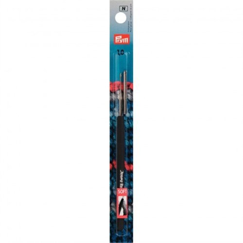 Prym 1 Mm Yumuşak Saplı Çelik Dantel Tığ - 175623