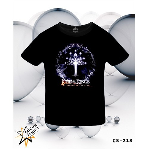 Lord T-Shirt Lord T-Shirt Of The Rings - The Return Of The King T-Shirt