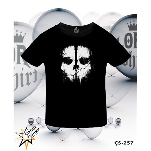 Lord T-Shirt Call Of Duty - Ghosts 3 T-Shirt