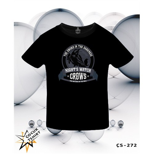 Lord T-Shirt Game Of Thrones - Night's Watch T-Shirt