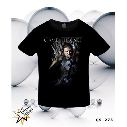 Lord T-Shirt Game Of Thrones - Ned Stark T-Shirt