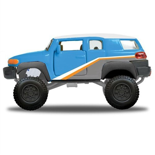 Maisto Lifters Toyota Fj Cruiser Metal Model Kit11cm