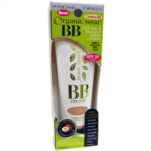 Physicians Formula Organic Wear Bb Beauty Balm Cre