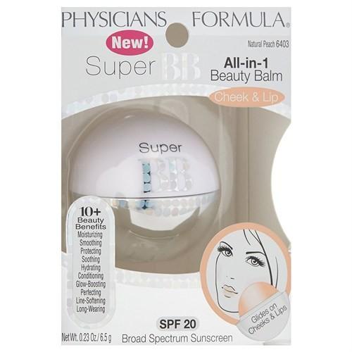 Physicians Formula Super Bb Natural Peach