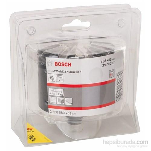 """Bosch - Speed Serisi Çok Amaçlı Delik Açma Testeresi (Panç) - 83 Mm, 3 1/4"""""""