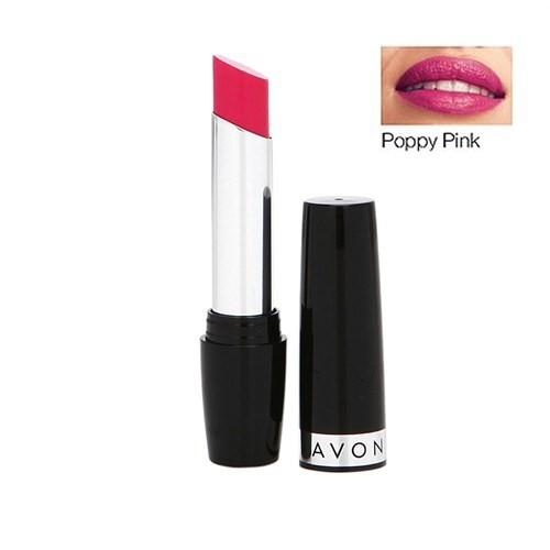 Avon Ultra Colour Indulgence Ruj Poppy Pink