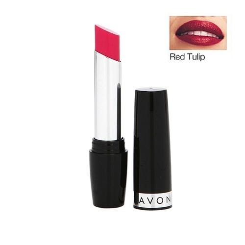 Avon Ultra Colour Indulgence Ruj Red Tulip