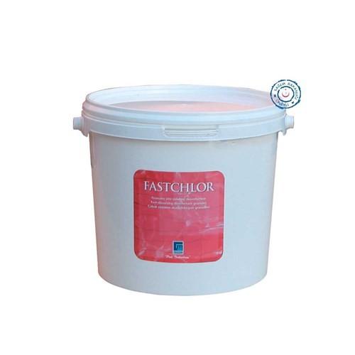 Gemaş Fastchlor Stabilize Dıklor Granülü %56 Toz Klor 5 Kg