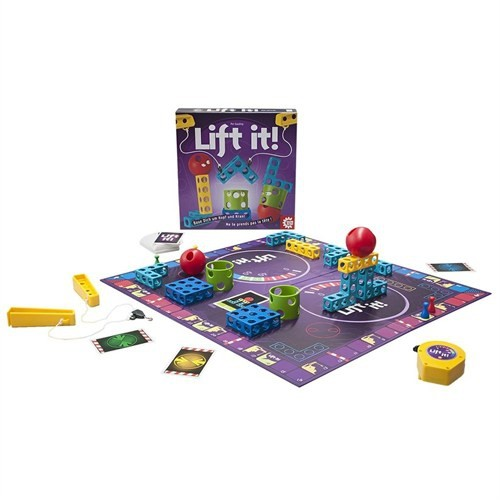 Beceri Vinci! (Lift İt!) Uzamsal Algılama Oyunu Yaş:8-99