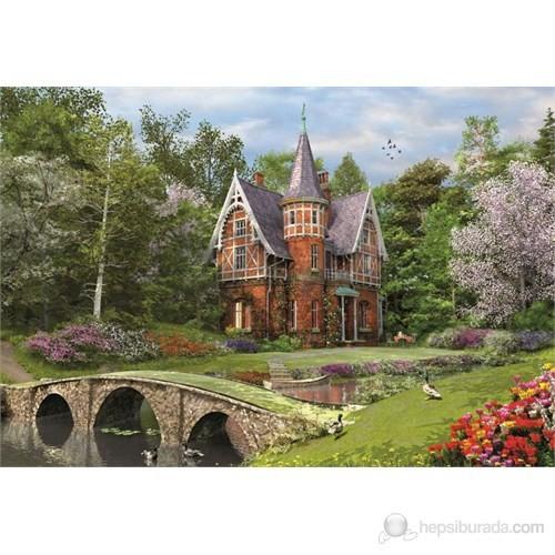 Educa 1000 Parça Puzzle Cobbled Bridge Cottage
