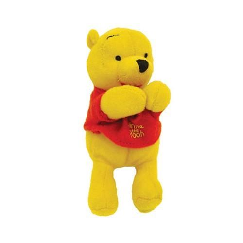 Pooh Mandallı Peluş Oyuncak 12 cm