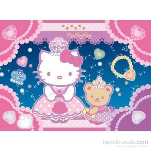 Hello Kitty Princess (104 Parça)