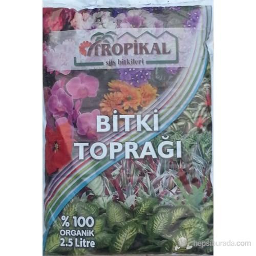 Plantistanbul Tropical Saksı Toprağı 2,5 Lt