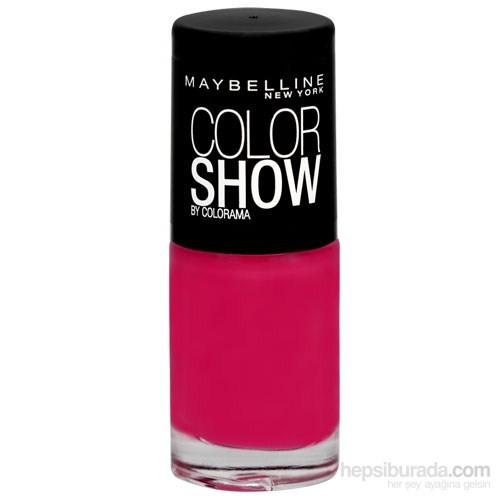 Maybelline Vao Color Show Nu 83 Pınk Bıkını