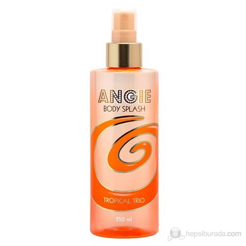 Angie Tropical Trio 250 Ml Kadın Vücut Spreyi