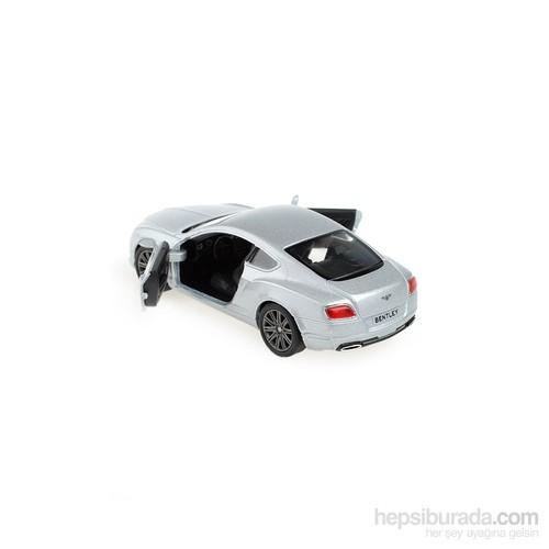 2012 Bentley Continental Gt Speed Çek Bırak 1/38 Die Cast Model Araç