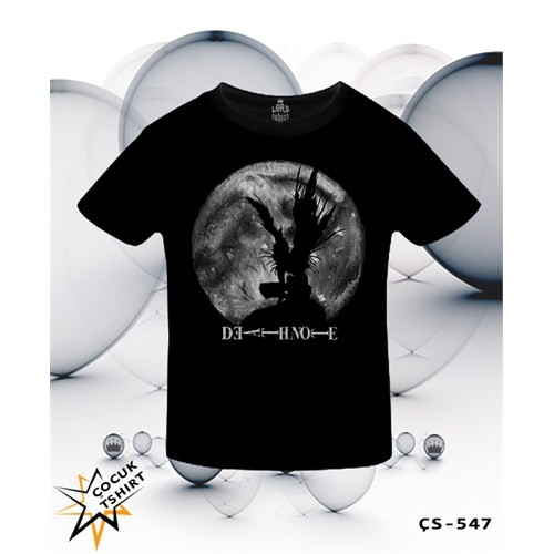 Lord T-Shirt Death Note - Moon 2 T-Shirt