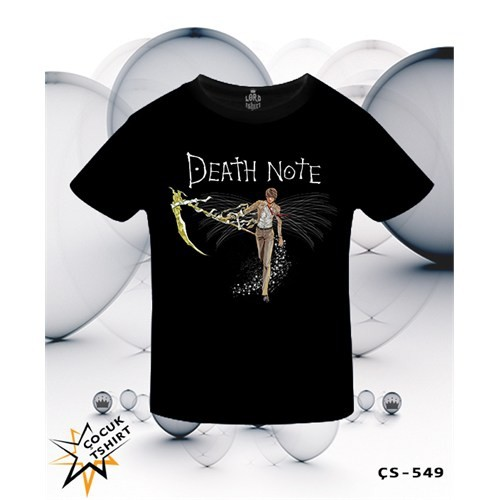 Lord T-Shirt Death Note T-Shirt
