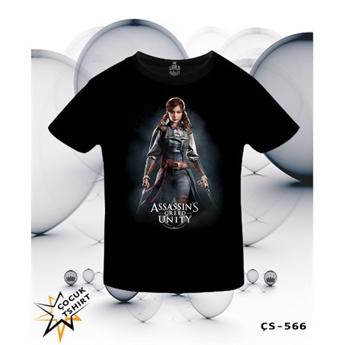Lord T-Shirt Assassins Creed Unity - Elise T-Shirt