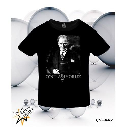 Lord T-Shirt Atatürk - Onu Arıyoruz. Anıyoruz T-Shirt
