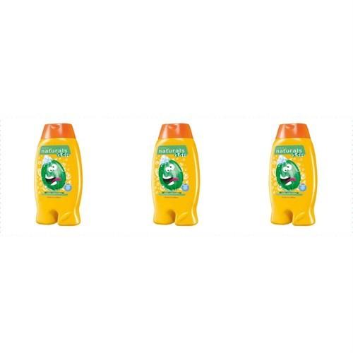 Avon Naturals Kids Göz Yakmayan Karpuzlu Şampuan 250 Ml - 3 Adet
