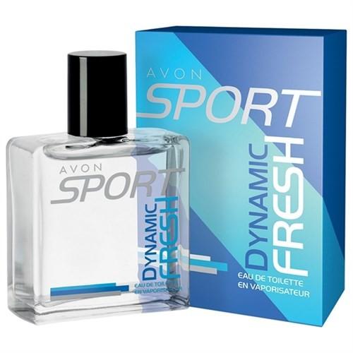 Avon Sport Dynamic Fresh Edt 50 Ml Erkek Parfüm