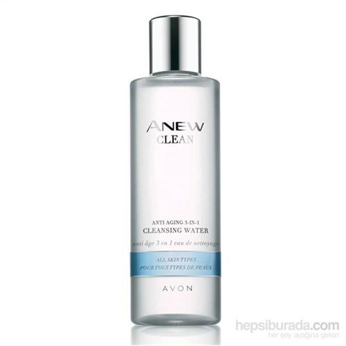 Avon Anew Clean Tüm Cit Tipleri İçin Temizleyici Su 200 Ml