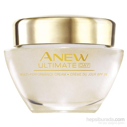 Avon Anew Ultimate Multi-Performance 45+ Yaş Gündüz Kremi Spf25 50 Ml
