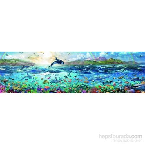 Okyanusta Yaşam (2000 Parça Puzzle)