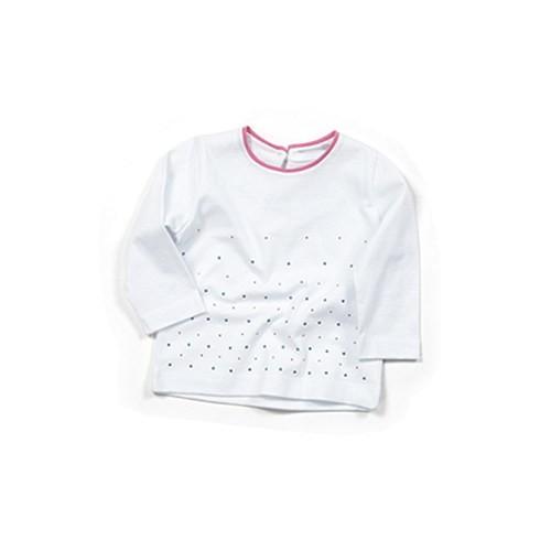Zeyland Kız Çocuk Beyaz T-Shirt - K-61M2LEF62