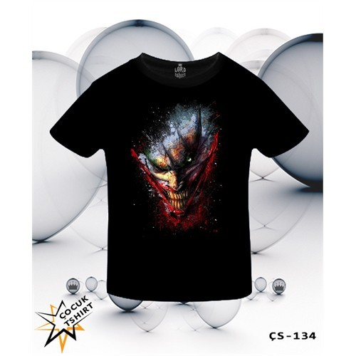 Lord T-Shirt Joker - Face T-Shirt