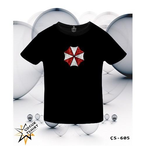 Lord T-Shirt Resident Evil - Umbrella T-Shirt