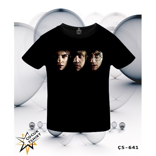 Lord T-Shirt Harry Potter & Ron & Hermione T-Shirt
