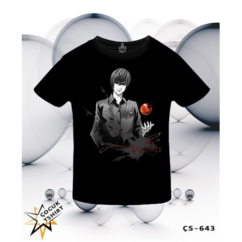 Lord T-Shirt Death Note - Bad Apples T-Shirt