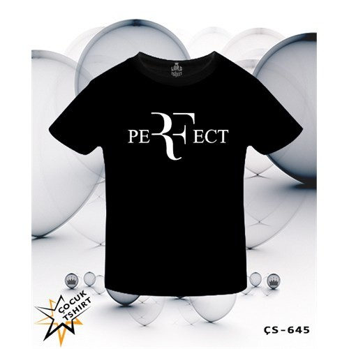 Lord T-Shirt Roger Federer - Perfect T-Shirt
