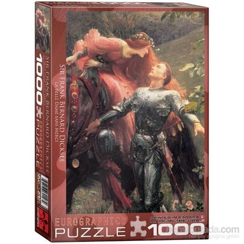 Eurographics La Belle Dame Sans Merci 1000 Parça Puzzle