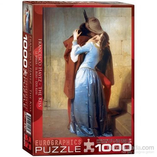 Eurographics 1000 Parça The Kiss Puzzle Francesco Hayez