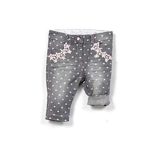 Zeyland Kız Çocuk Denim Pantolon - K-61M2LJR01