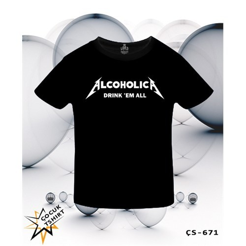 Lord T-Shirt Alcoholica T-Shirt
